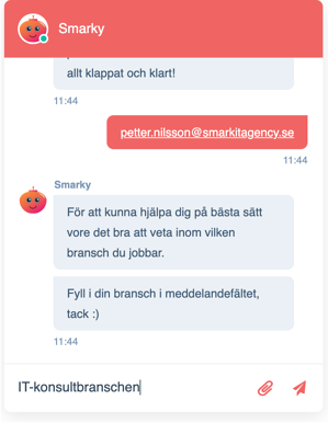 Kvalificera leads med en chat bot i HubSpot